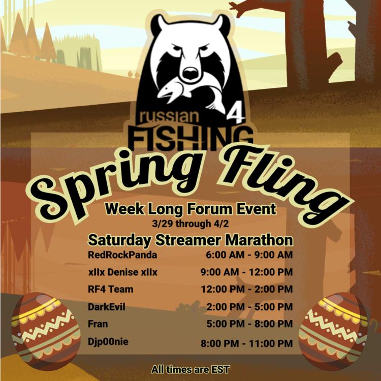 RF4 Spring Fling