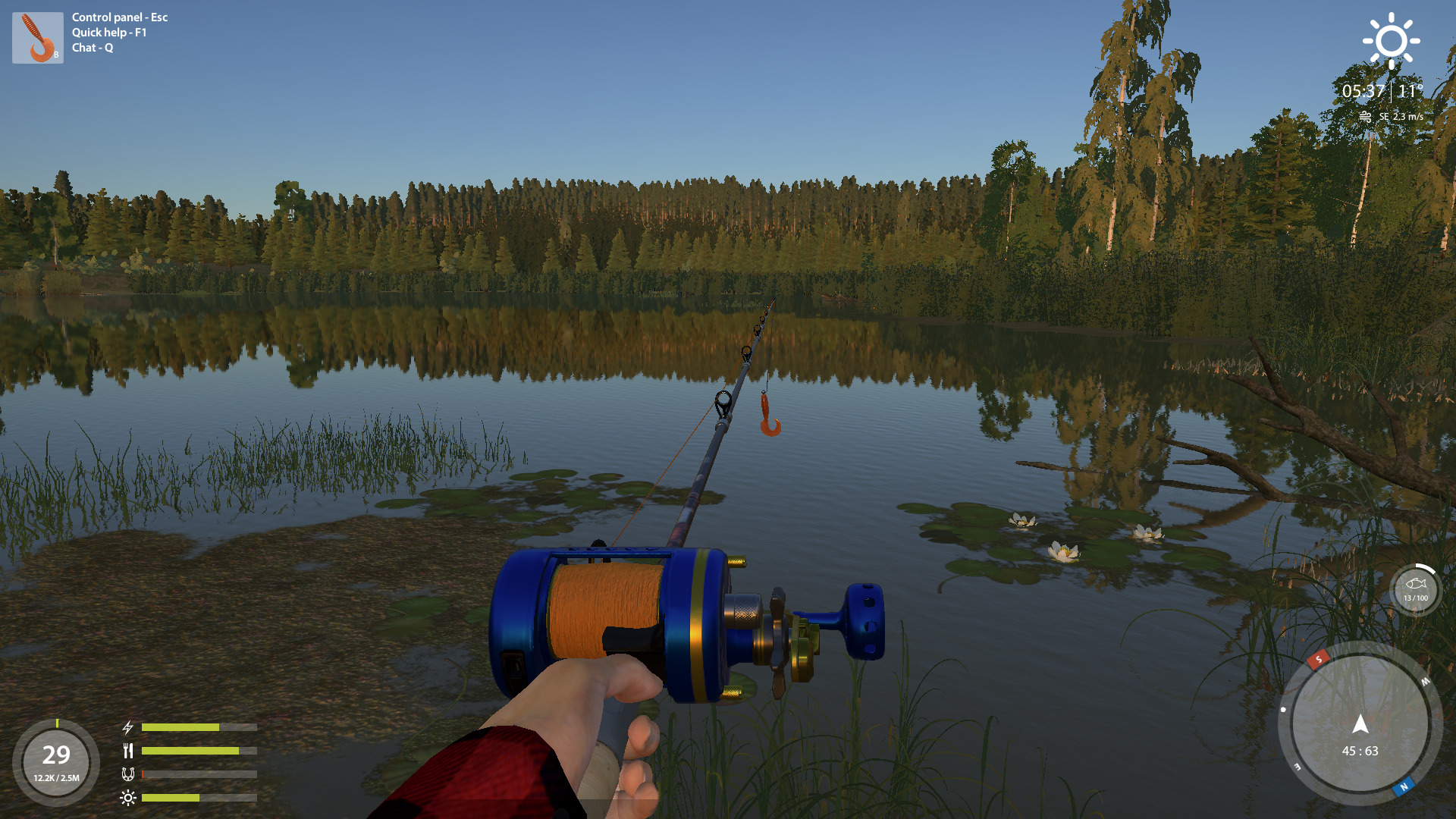User guide - Russian Fishing 4